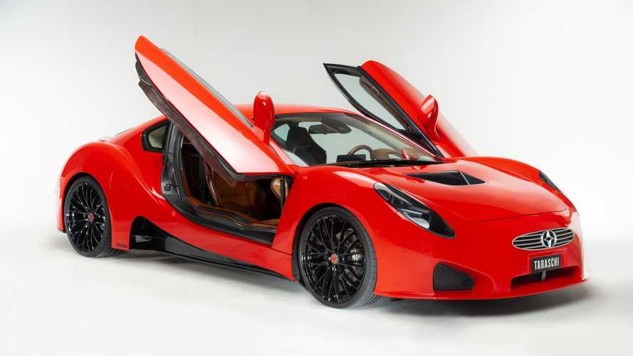 Taraschi Berardo: Ein Plug-in-Hybrid-Supercar mit Retro-Karosserie