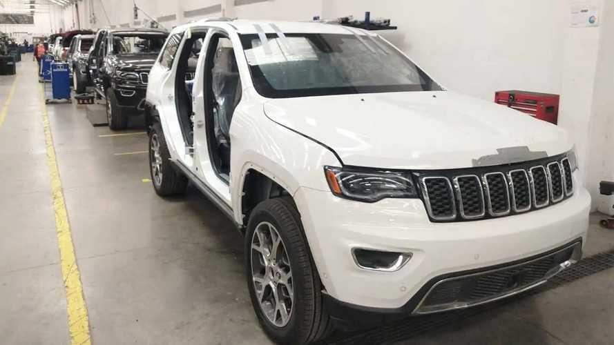 Jeep Grand Cherokee Lapis Baja