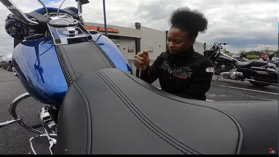 Riders You Should Know: Paris McGowan, Harley-Davidson Technician