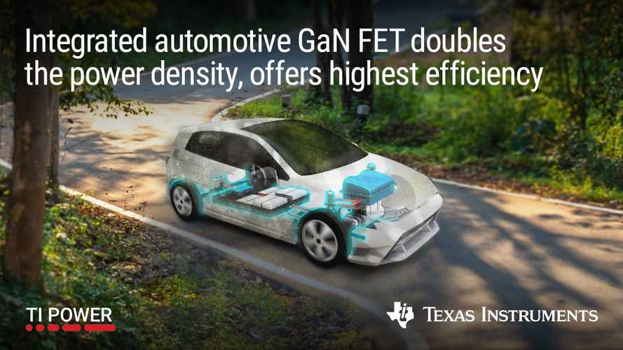 Texas Instruments Promises Huge EV Advantages With A Simple Transistor