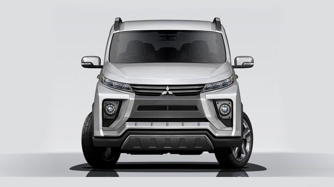 Mitsubishi Delica concept