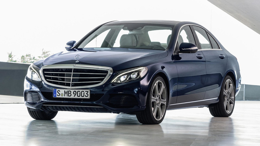 Mercedes C-Class Ditches Iconic Star Hood Ornament For 2018