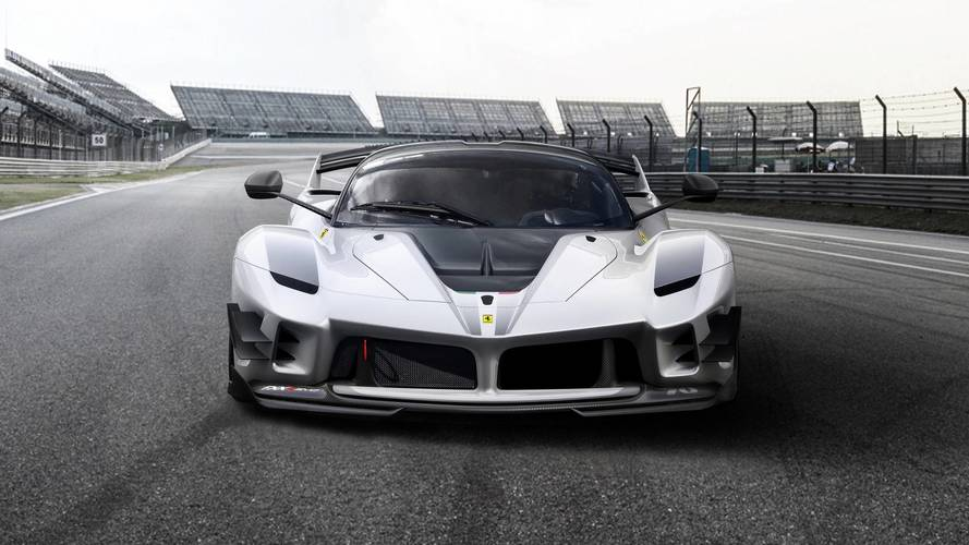 What If Ferrari Built A Street-Legal FXX K Evo?