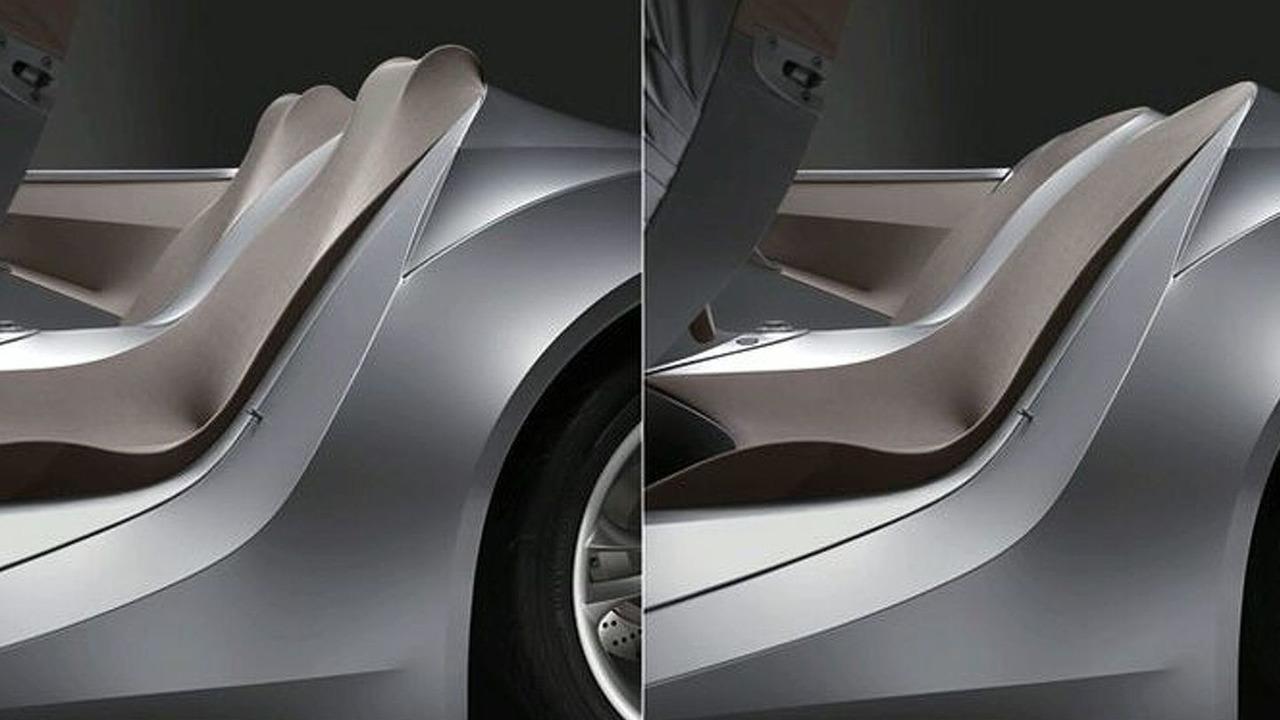 Bmw Gina Light Visionary Model Concept Car Motor1 Com Photos