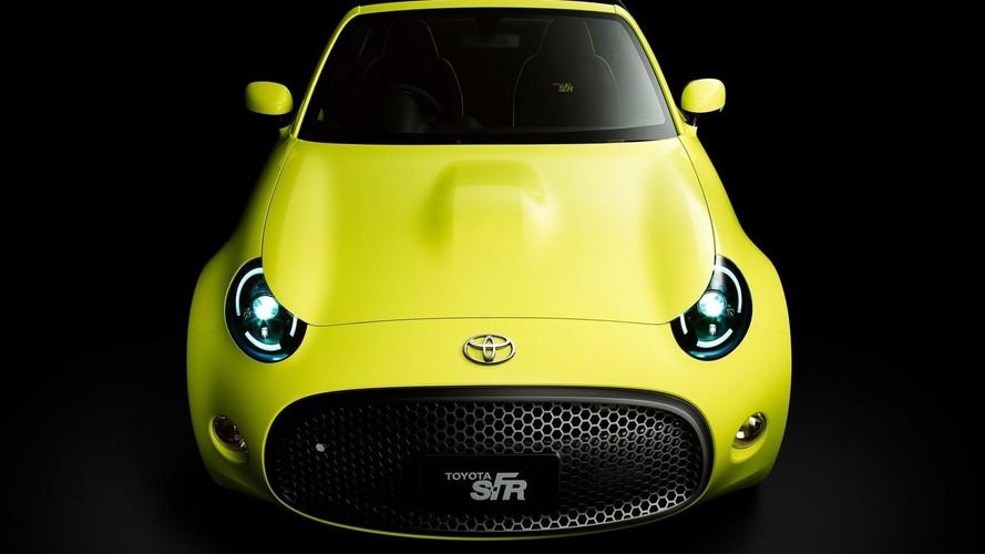 Toyota S-FR ve S-FR Racing konseptleri