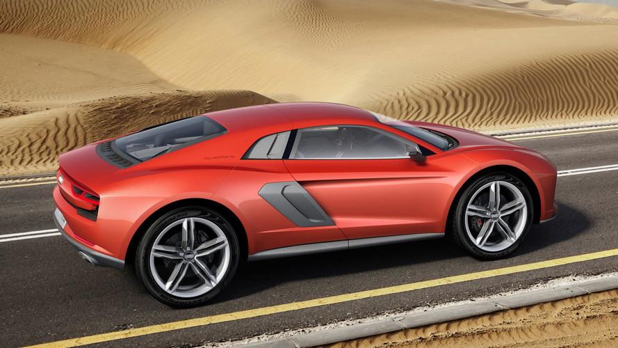 Une sportive tout-terrain pour Lamborghini ?