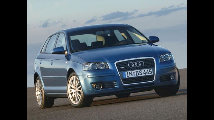 Audi A3 Sportback Open Sky
