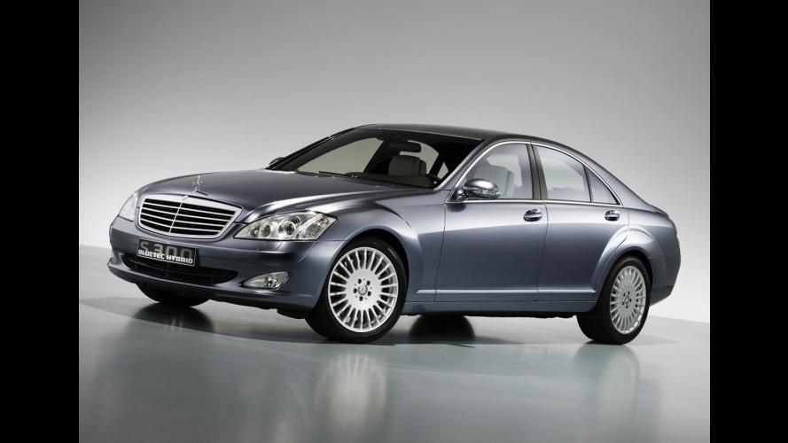 Mercedes S300 Bluetec Hybrid