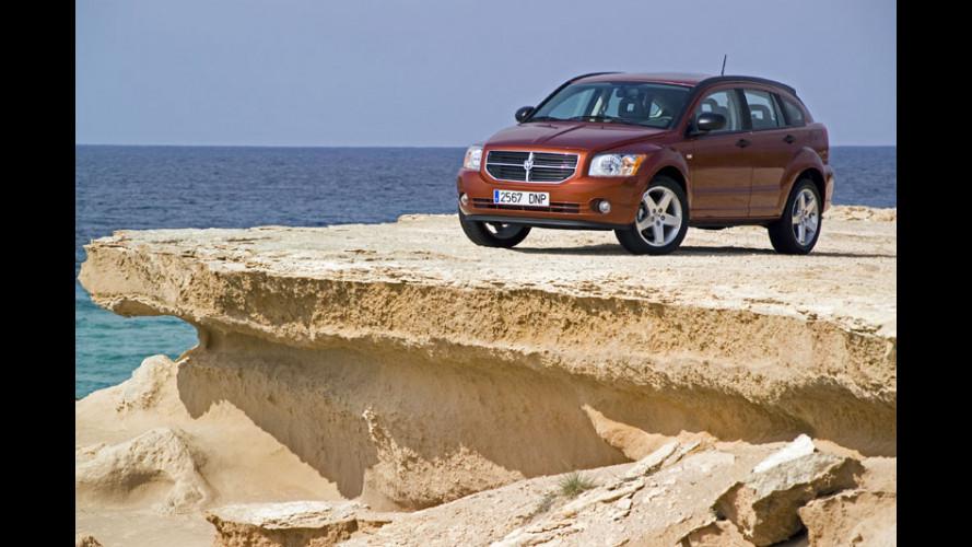 Dodge Caliber: in Italia da 15.900 EURO