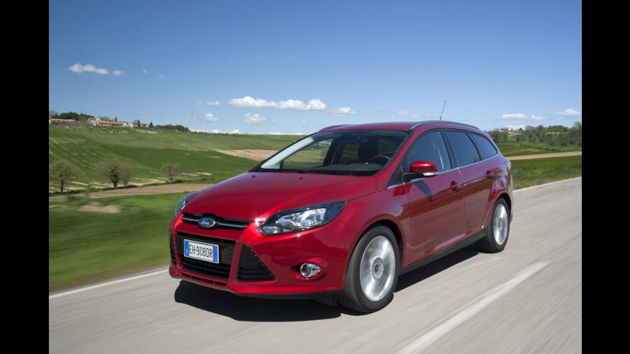 Festa doppia per Ford in Russia