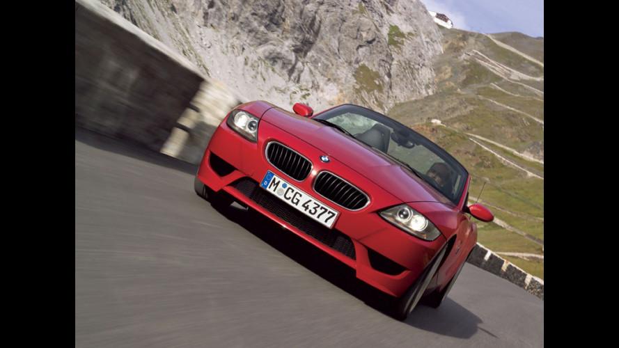 BMW  Z4 M e Z4 restyling