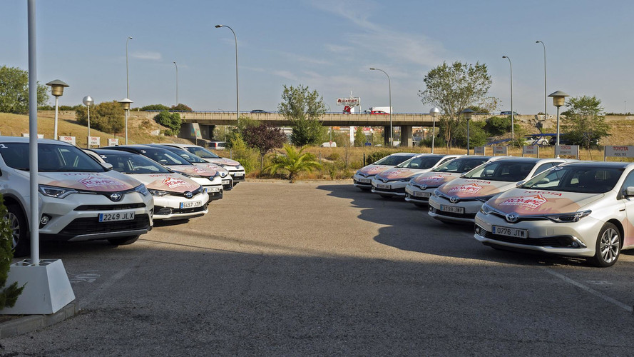 Toyota rompe tus barreras