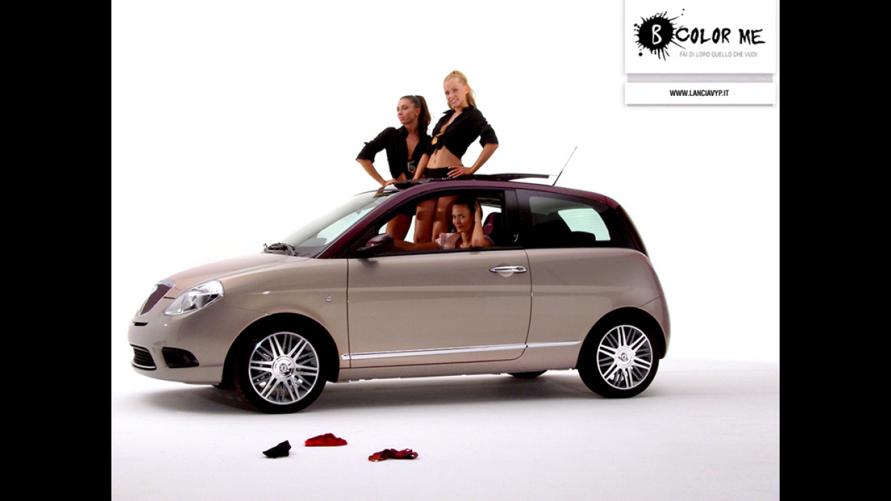 Lancia B-Color Me