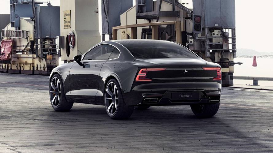 New Polestar 1 could be sold for up to £134,000