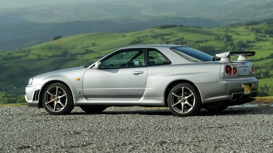 L'histoire de la Nissan GT-R R34 personnelle de Paul Walker