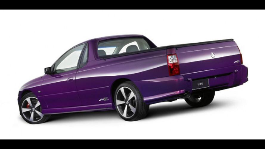 Holden SVZ UTE