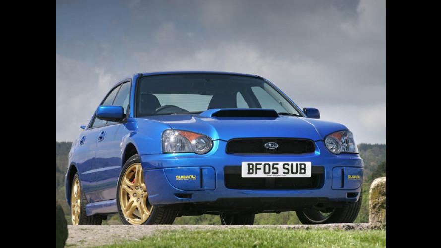 Subaru Impreza WRX 300 e STI PPP