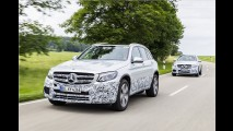 IAA 2017: Mercedes GLC F-Cell