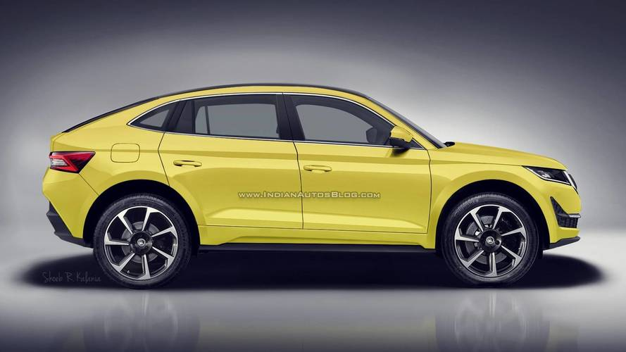 Skoda Kodiaq Coupe To Be Called Kodiaq GT