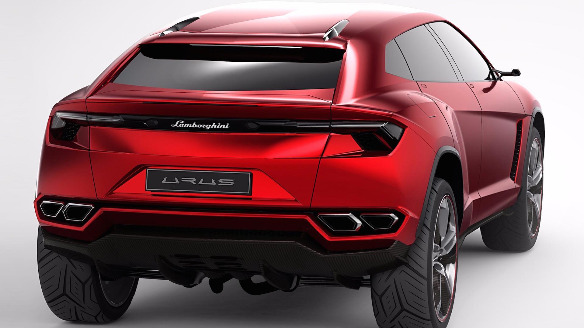 2019 Lamborghini Urus: Everything We Know