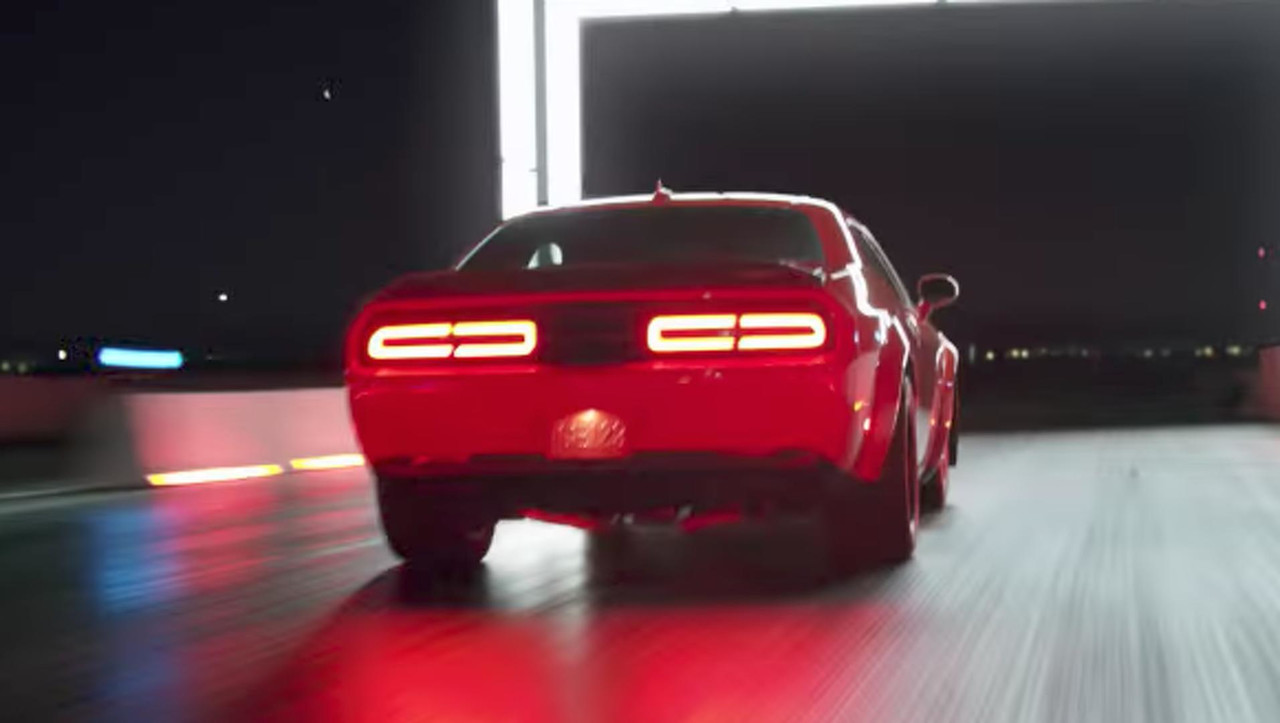 Vin Diesel Dodge Demon