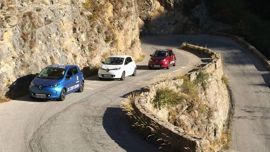 Renault investit massivement en France pour développer l'électrique
