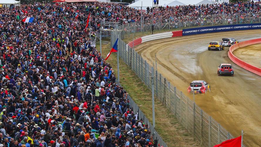 Rallycross loheac