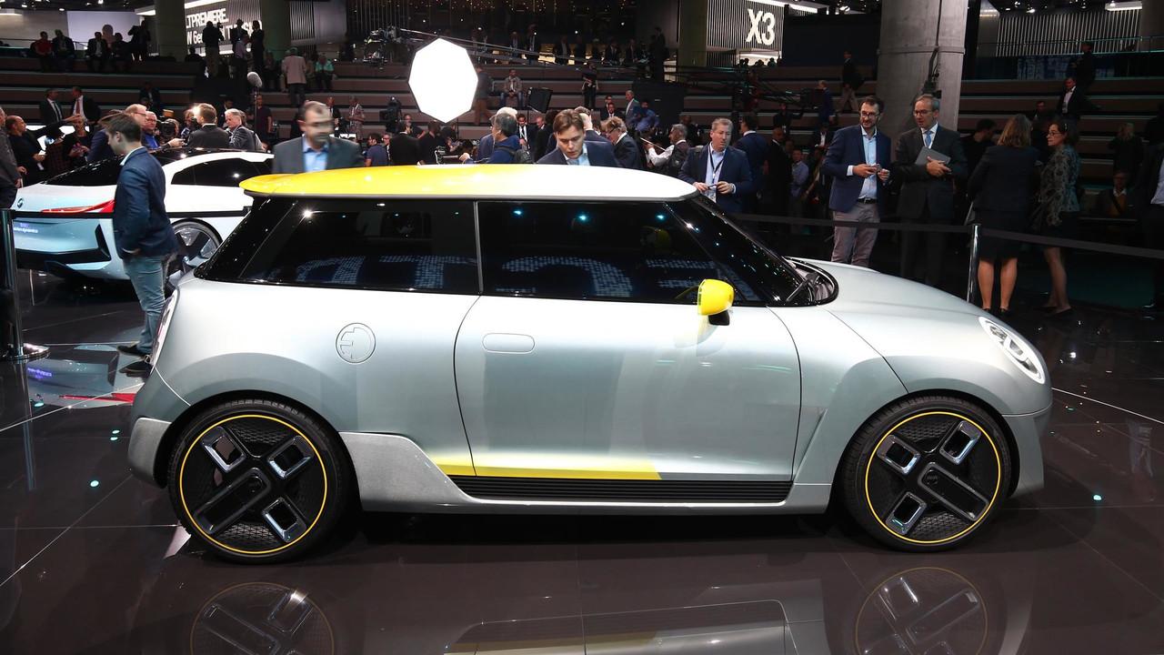 Mini Cooper Usa >> Electric MINI Cooper SE Spotted In Public