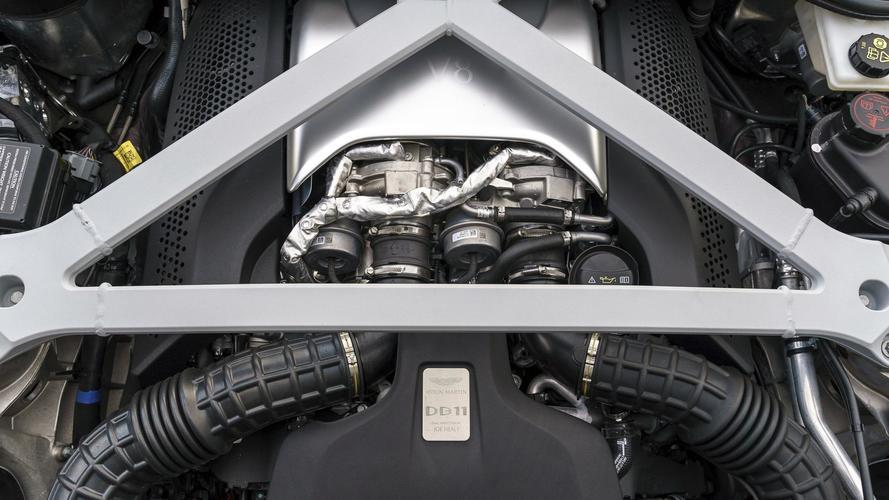Aston Martin dirá adiós al V8 de AMG, a favor de un V6 híbrido propio