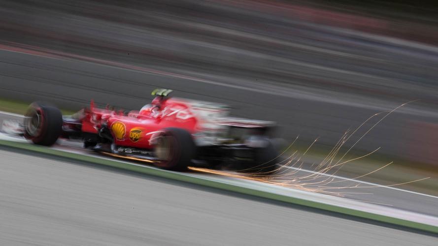 2017'de Formula 1 araçları virajlarda daha hızlı