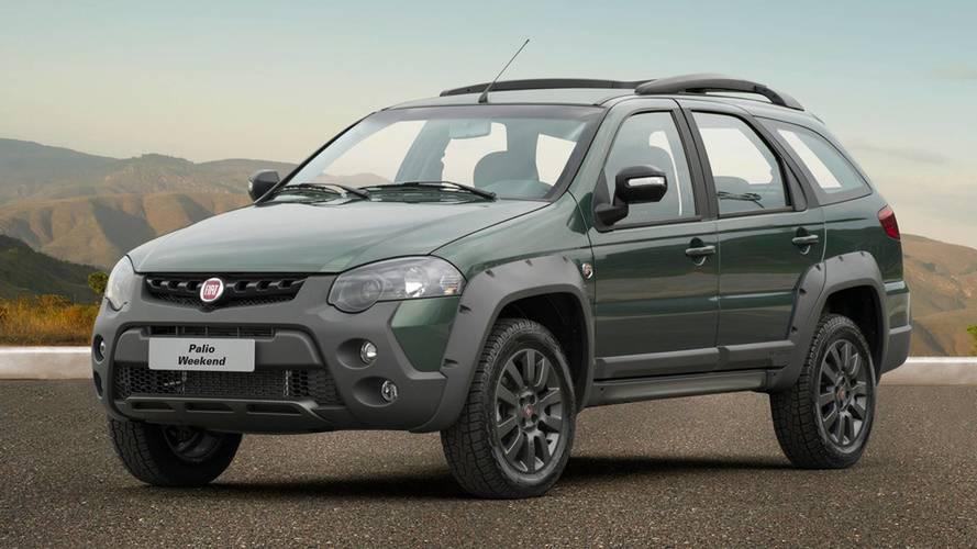 Fiat Weekend segue viva na linha 2019 por até R$ 79.290