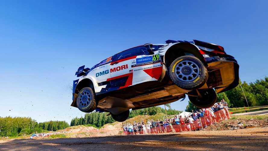 2021 Estonya Rallisi: Rovanpera, WRC'nin en genç galibi oldu
