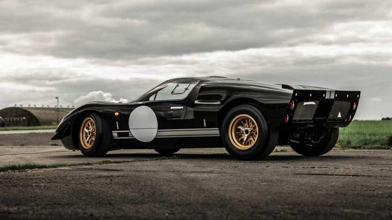 Everrati und Superformance wollen einen Ford GT40 mit Elektroantrieb bauen