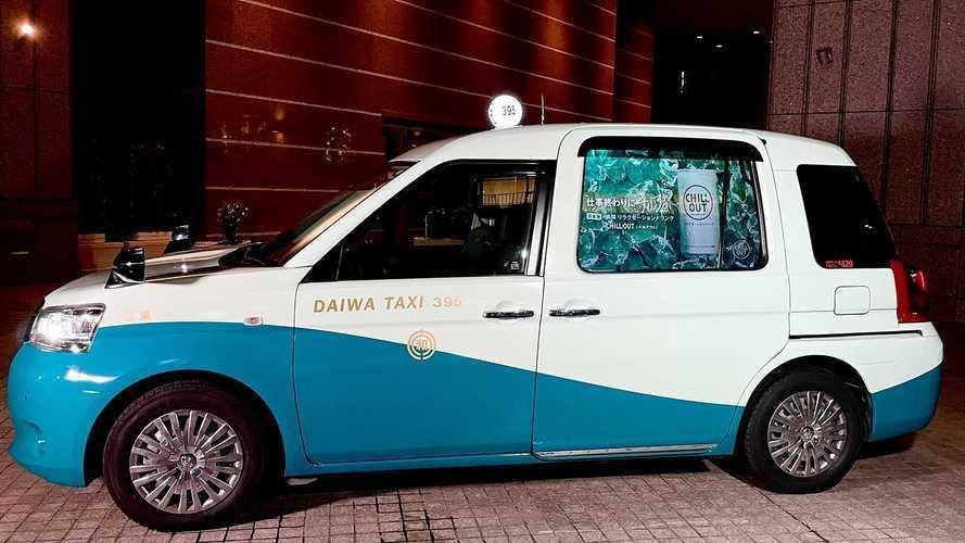 Japonya'daki bu takside günün yorgunluğunu atabileceksiniz