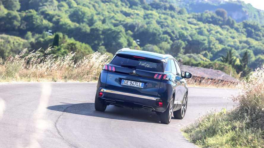 Una settimana da PLUG-IN con la Peugeot 3008 HYbrid 225