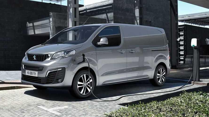 Peugeot e-Expert: van 100% elétrica chega ainda em 2021 no Brasil