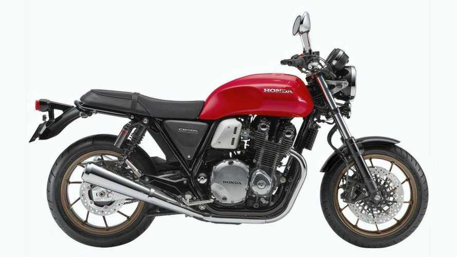 Honda CB1100 RS Final Edition