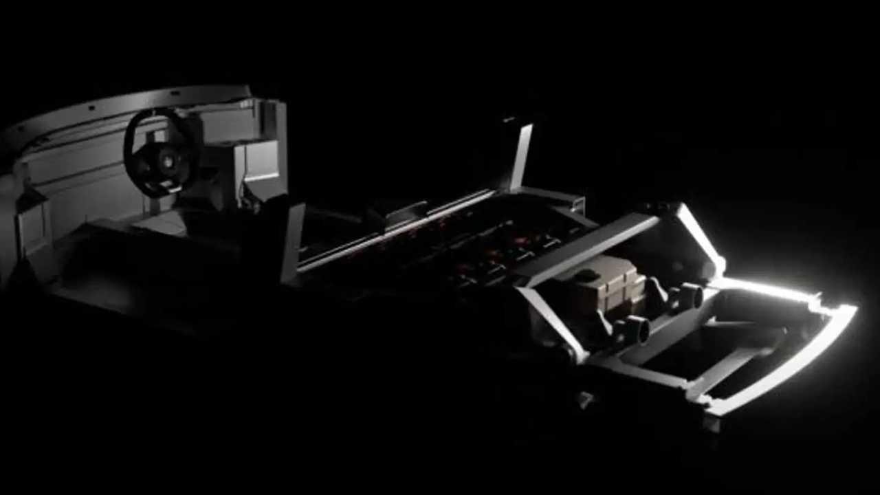 La nuova piattaforma LEVA per le future elettriche Lotus
