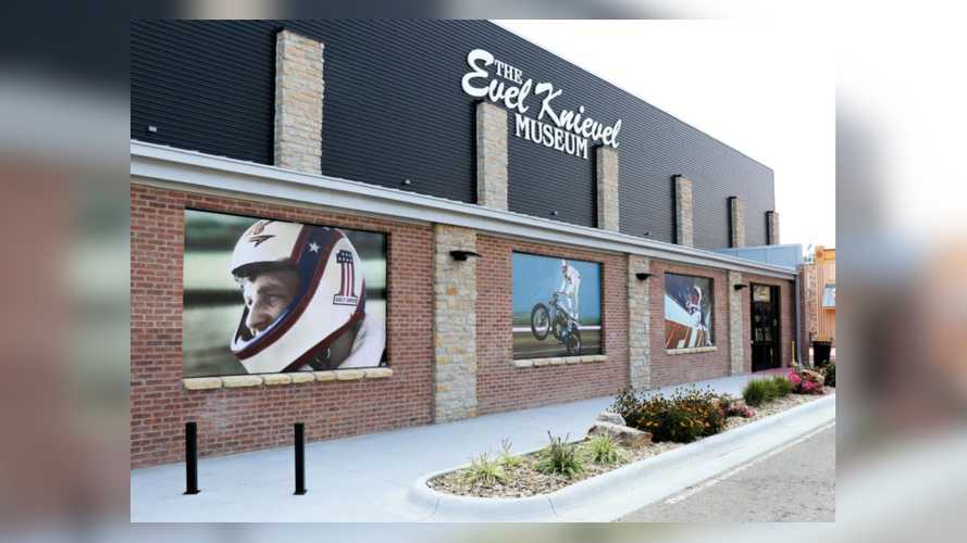 Evel Knievel Museum Could Soon Move From Kansas To Vegas
