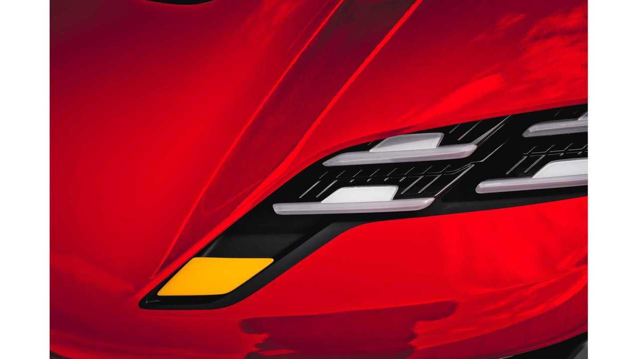 Porsche concept teaser