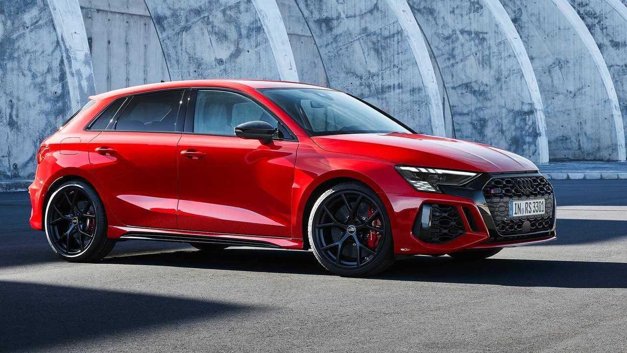 Audi RS 3 Sportback - 400 CV