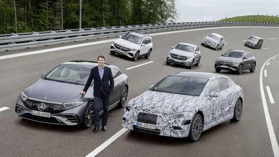 Mercedes anuncia que estará pronta para ser 100% elétrica em 2030