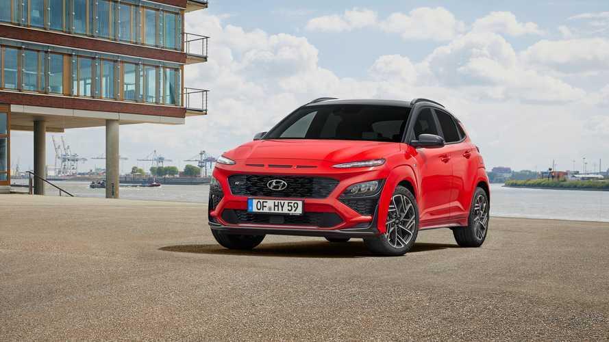 Hyundai KONA N Line: nueva versión de corte deportivo para el SUV