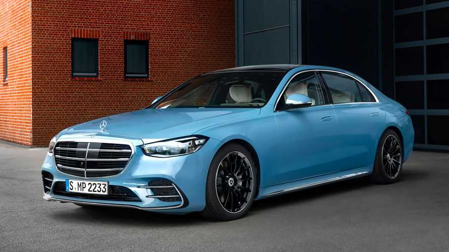 Mercedes Manufaktur: Spezieller Prunk für S-Klasse und Co.