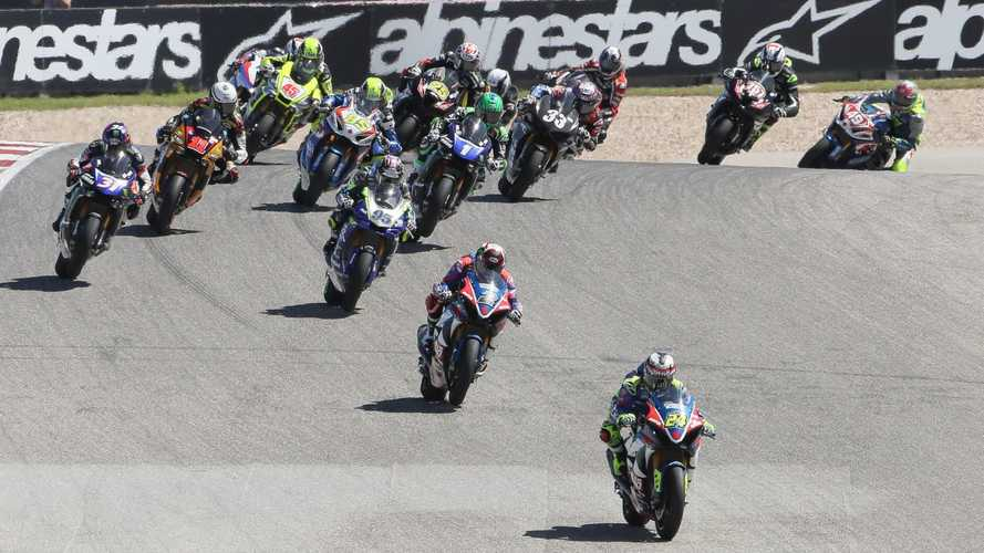 MotoAmerica Will Not Race At Circuit Of The Americas With MotoGP
