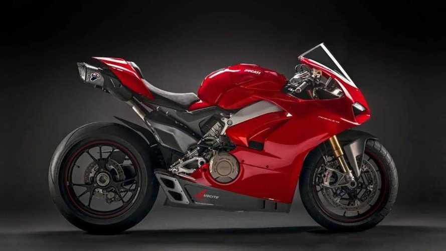 Termignoni Presents The 4 Uscite Exhaust For Ducati's Panigale V4