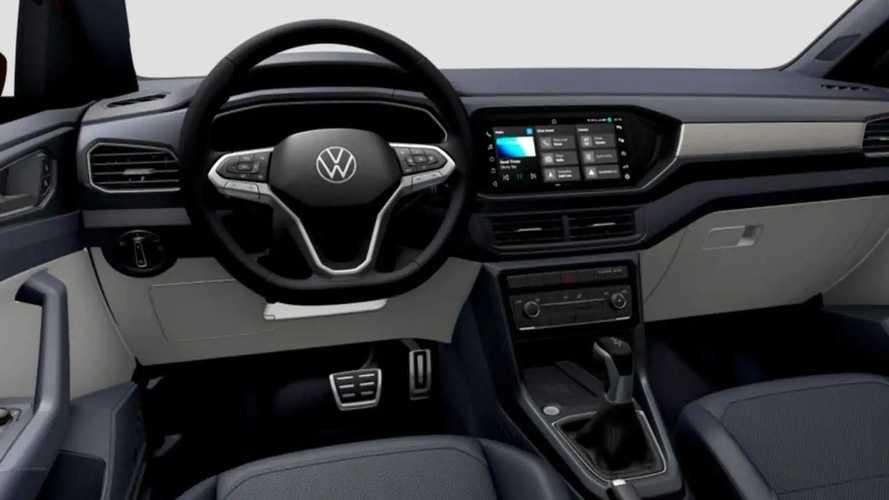 Volkswagen T-Cross 2022 - fotos site