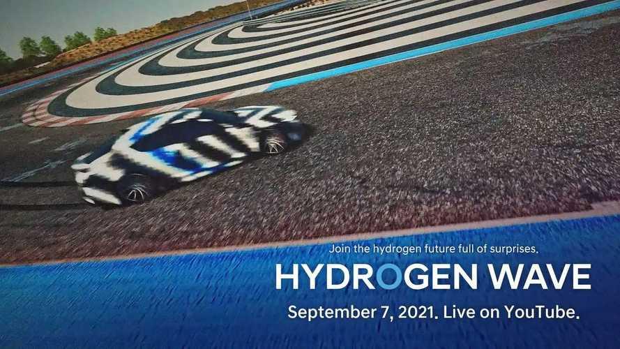 Новый спорткар Hyundai будет работать на топливных ячейках
