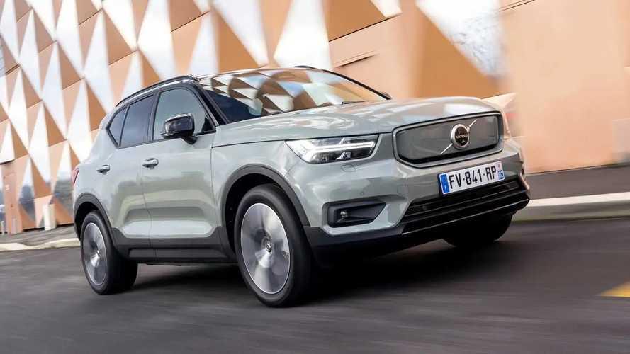 Volvo XC40 Recharge - Dès 46 800 € pour la version à un moteur