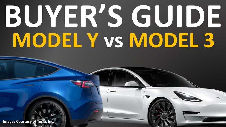 Tesla Model 3 Vs Model Y: Which Is The Best EV To Buy Right Now?